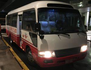 台湾送迎バス