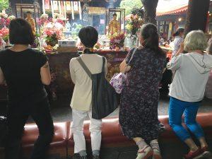 台湾 願い事 神社